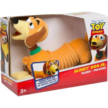 (Slinky Dog Jr. Plush)
