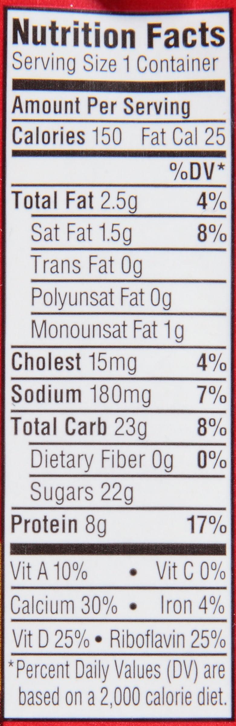 Milk 95% Organic Chocolate 1% Lf Asep 6