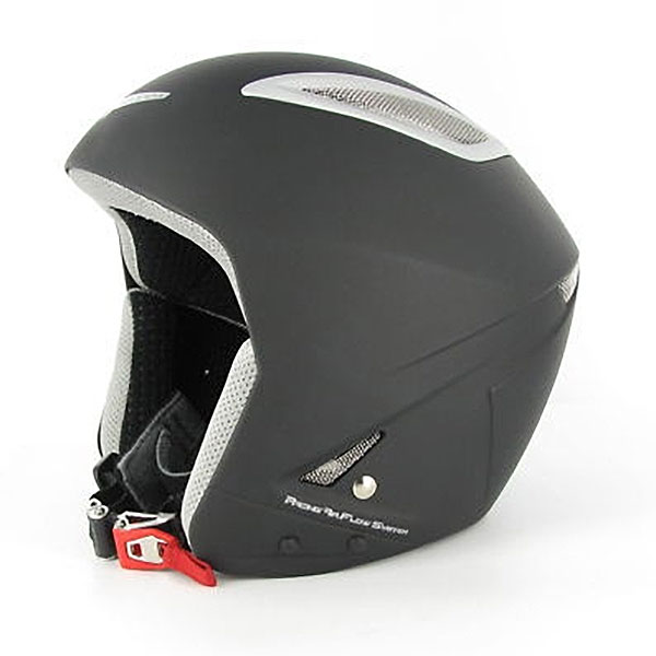 Briko Indian Ski Helmet (Matt Black, 56cm) by SOGEN SPORTS INC.