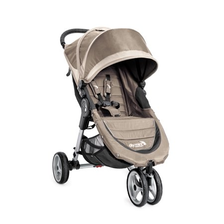 Baby Jogger 2016 City Mini 3W Single Stroller- (Baby Jogger City Mini Gt Double 2016)