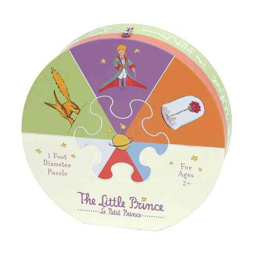 The Little Prince Deluxe Puzzle Wheel