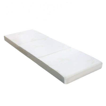 Milliard Single 75 X 25 4 Inch Foam Trifold Mattress