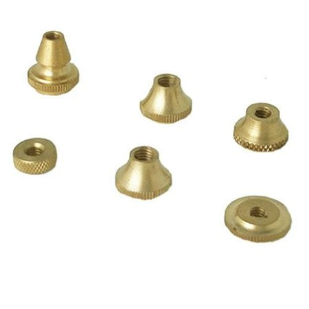 Stem Nut Clock - Shelf Clock Pendulum Rating Nuts