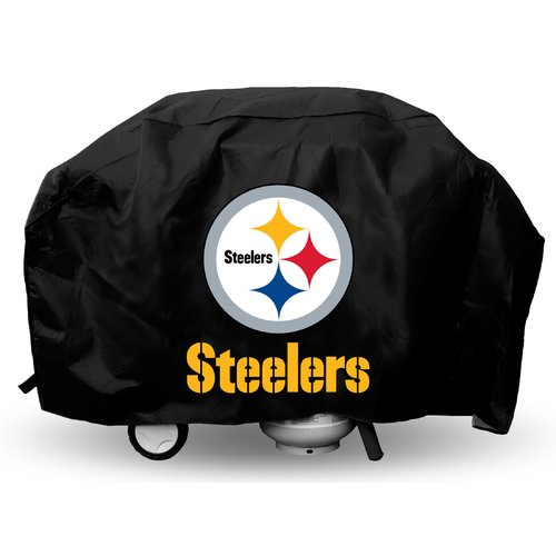 Rico Industries Steelers Vinyl Grill Cover