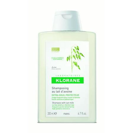 Klorane Shampoo with Oat Milk, 6.7 Oz ()