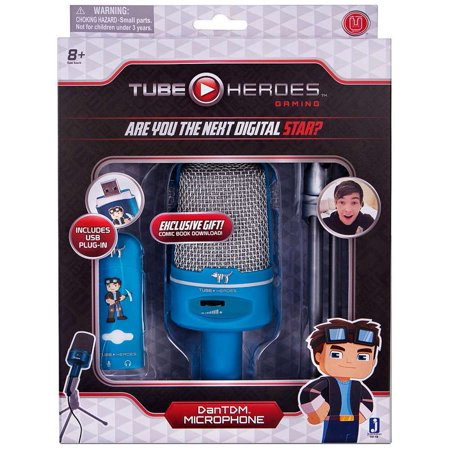 Tube Heroes University Dantdm Microphone