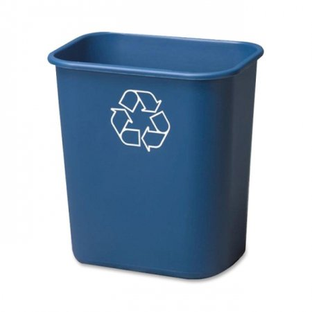 Rubbermaid 2956-73 Deskside Recycling Container - image 1 of 1