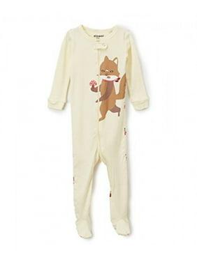 42f0fc883f2d Baby Girls Pajamas - Walmart.com