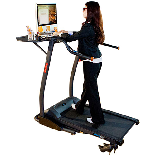 Exerpeutic 990 High-Capacity Work and Fitness Desk Station Treadmill by Generic