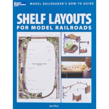 12419 Shelf Layouts for Model Railroads