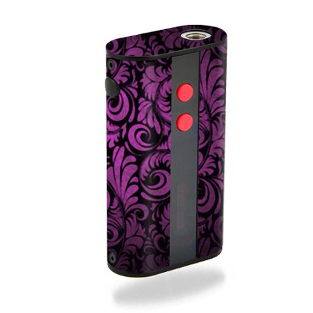 Skin Decal Wrap for Kanger KBOX 70W mod skins sticker vape Purple