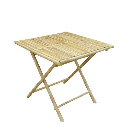 Bay Isle Home Latsia Square Folding Dining Table by