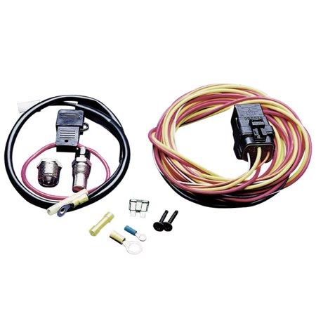Spal Fan Controller (SPAL ADVANCED TECHNOLOGIES Fan Controller Kit P/N 195FH )