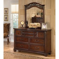 Signature Design by Ashley Leahlyn 7 Drawer Dresser with Optional Mirror