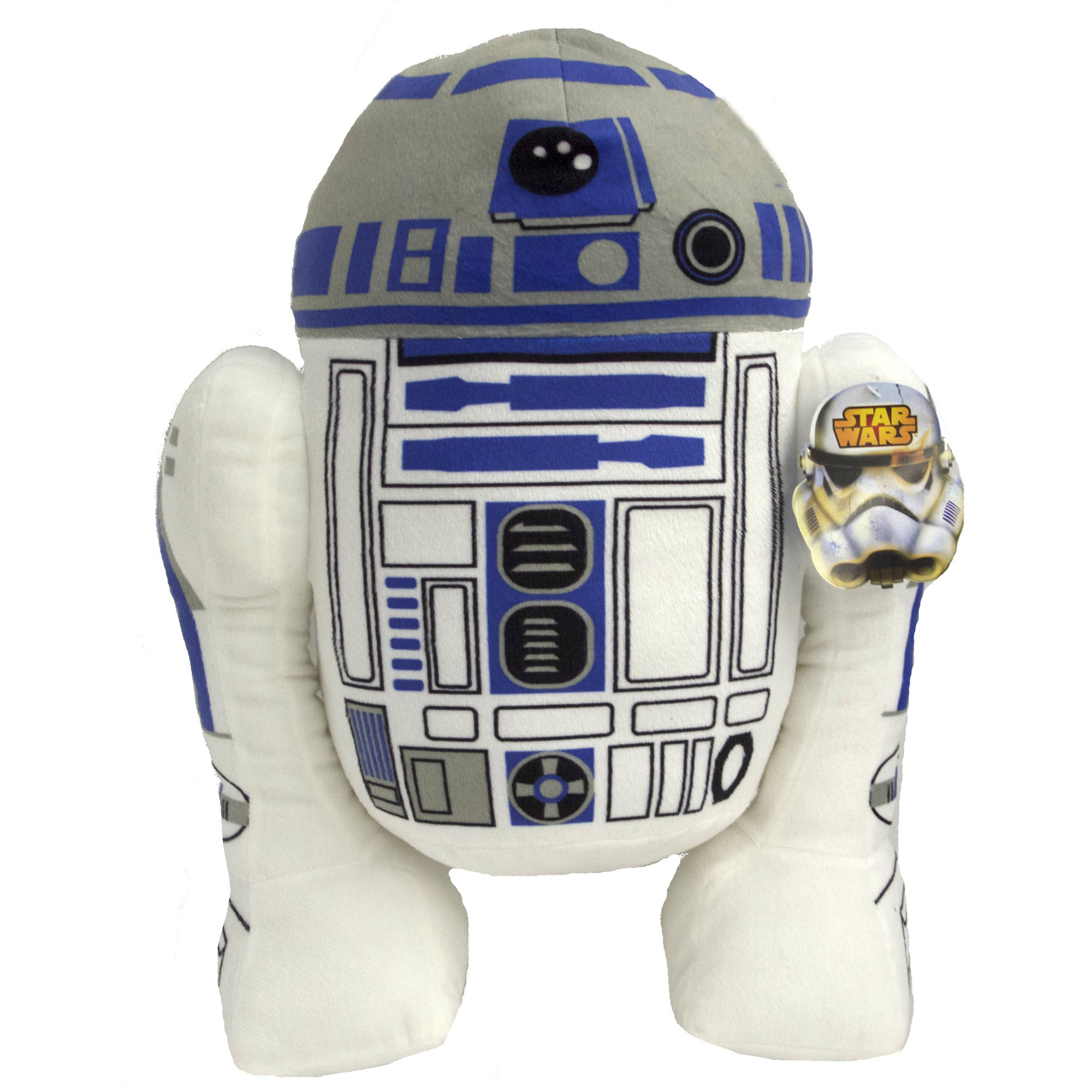 Star Wars R2D2 Pillow Buddy