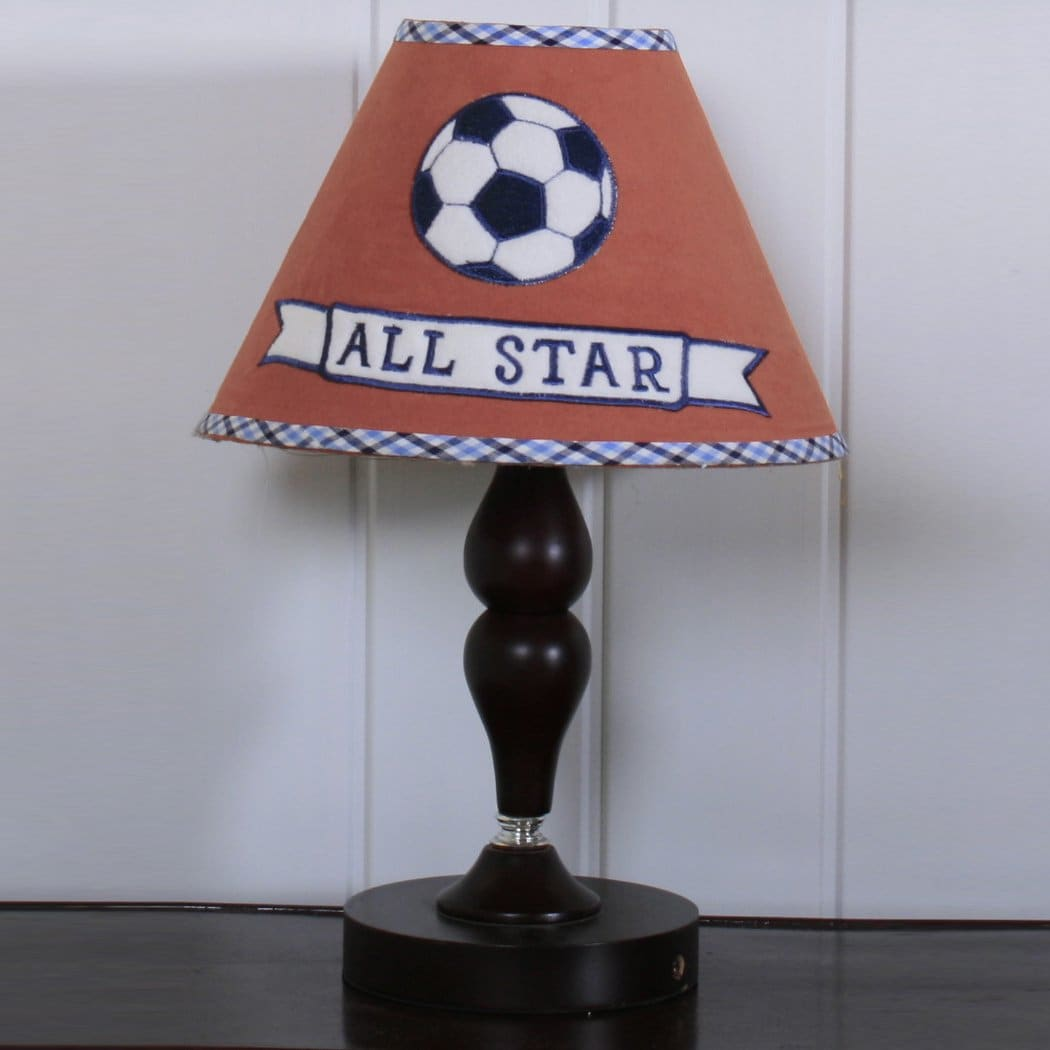 Geenny 7'' Polyester / Cotton Empire Lamp Shade