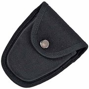 Fury Tactical Handcuff Case, Black Molded Ballistic Nylon