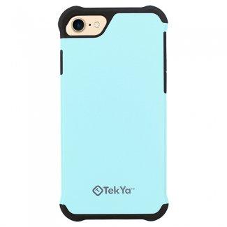 Apple Iphone 8 7 Tekya Rigel Series Case   Mint Black