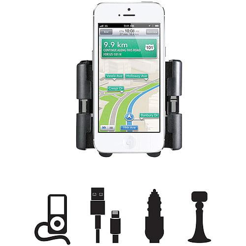 Hipstreet iPhone 5 Auto Essentials Kit