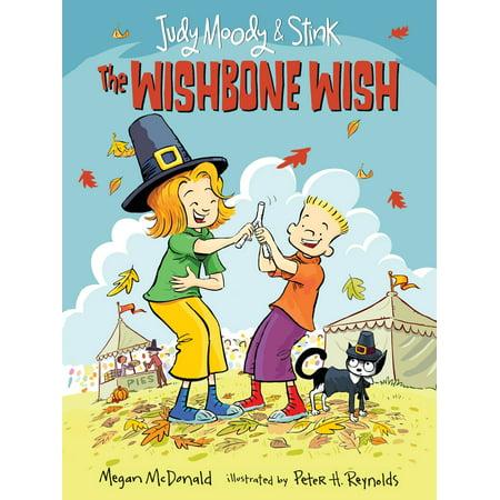 Wishbone Series (Judy Moody and Stink: The Wishbone Wish )
