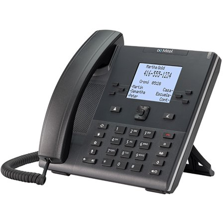 Mitel 6390 Single-Line Corded Analog Business Phone