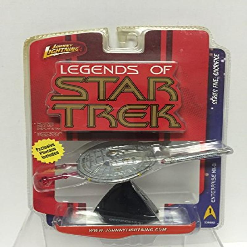 Learning Curve Johnny Lightning Legends of Star Trek Seri...