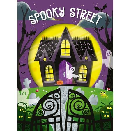 Spooky Street - Walking On The Street Halloween