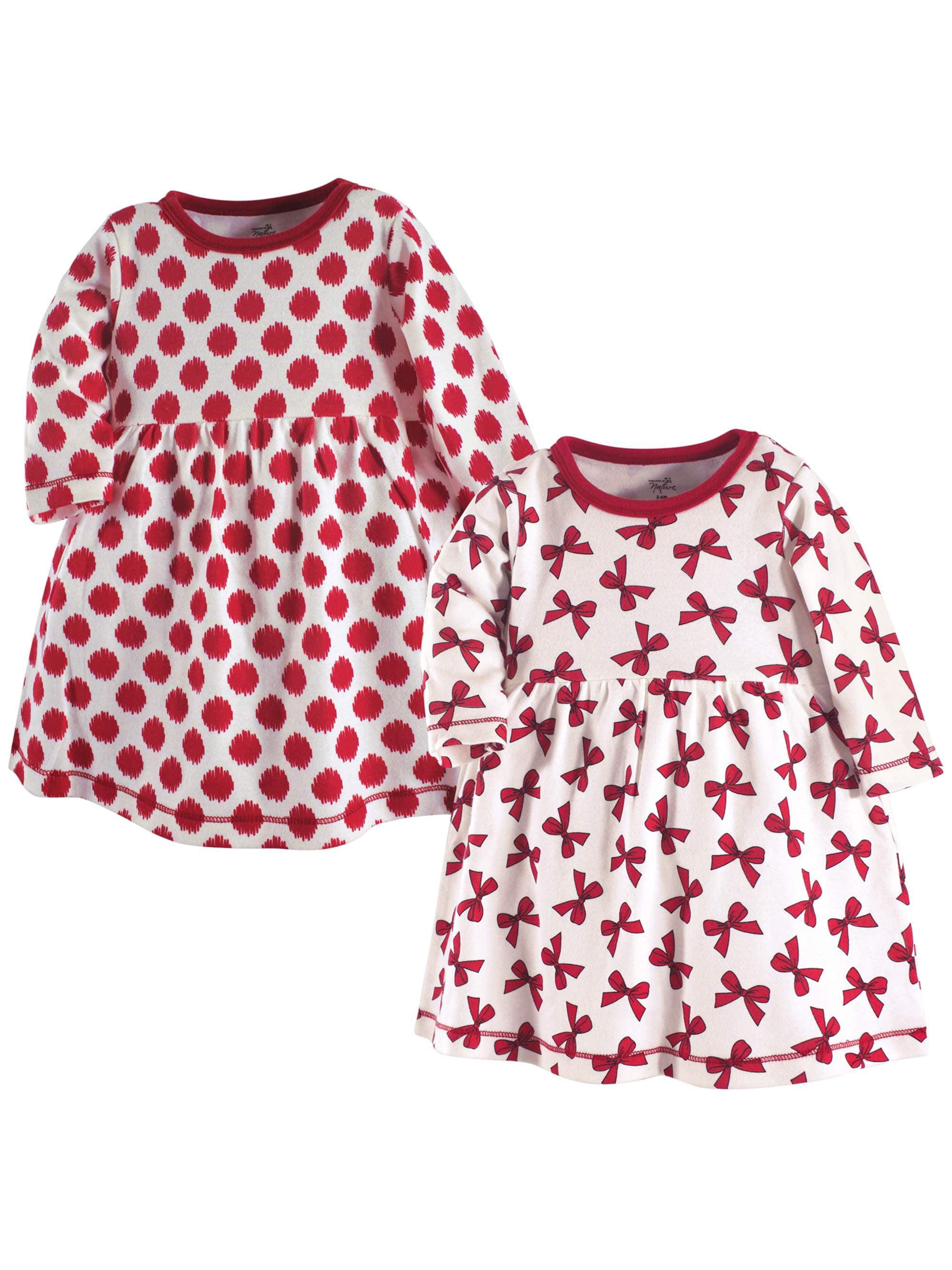 bf715d78a Walmart Baby Girl Christmas Dresses