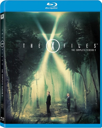 The X-Files: The Complete Season 5 (Blu-ray) (Widescreen) by Twentieth Century Fox