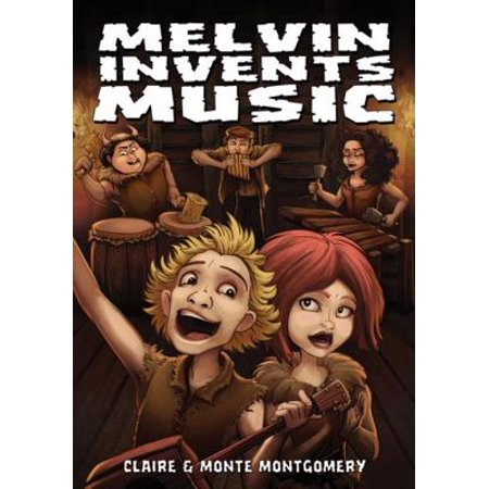 Melvin Invents Music - eBook