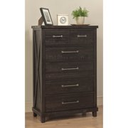 Yosemite Solid Wood Chest - Cafe
