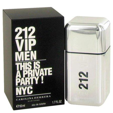 212 Vip by Carolina Herrera - Men - Eau De Toilette Spray 1.7 oz