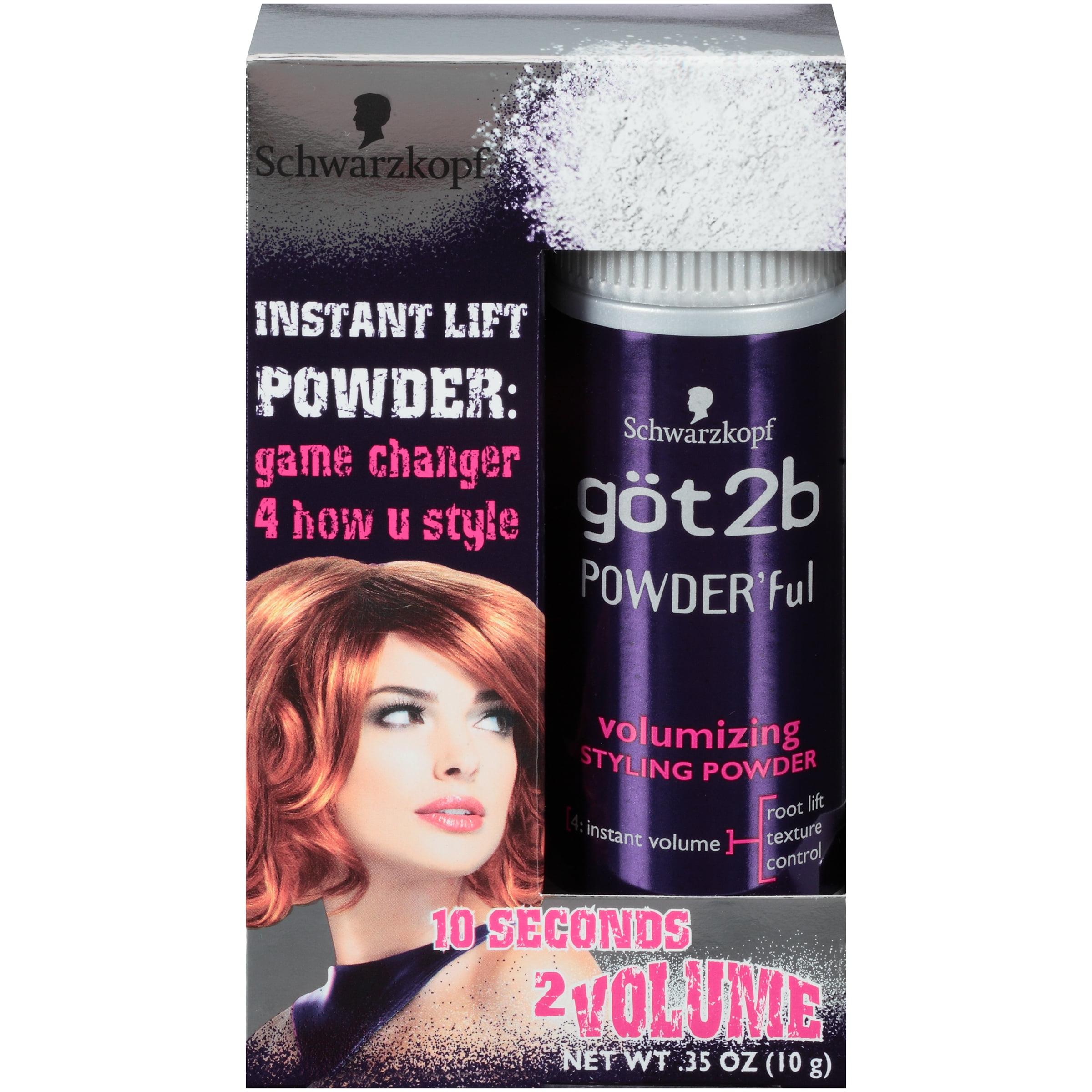 Got2b POWDER'ful Volumizing Hair Styling Powder 0.35 Ounce