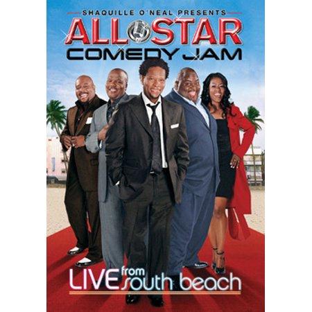 All Star Comedy Jam: Live from South Beach (DVD)
