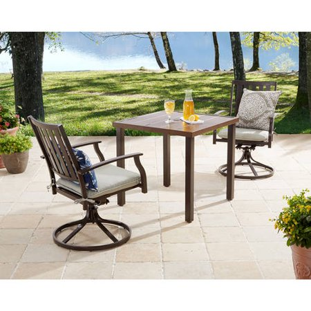 farmhouse bistro table with your choice of chairs