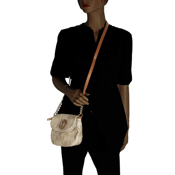 69e5c4dd0423 MKF Collection by Mia K. Farrow - Camila M Signature Crossbody Bag ...