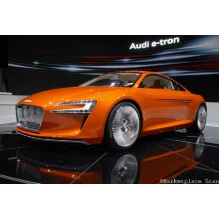 Audi E Tron Concept 11x17 Mini Poster ships in mail/gift tube Concert Mini Poster