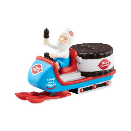 Dept 56 North Pole Village 4054971 Dairy Queen Delivers New 2016