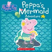 Peppa Pig: Peppa's Mermaid (Paperback)