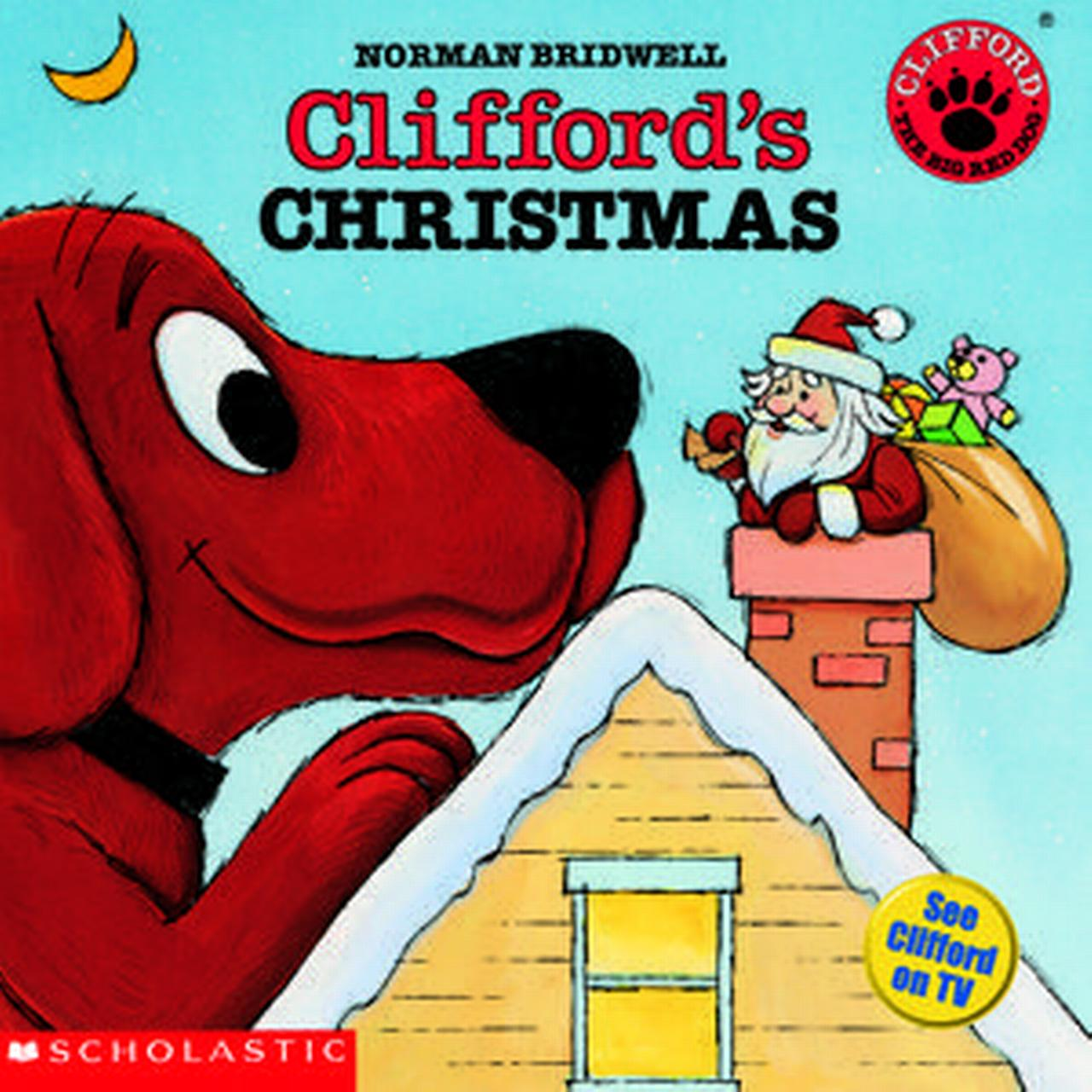 Clifford's Christmas - Audiobook