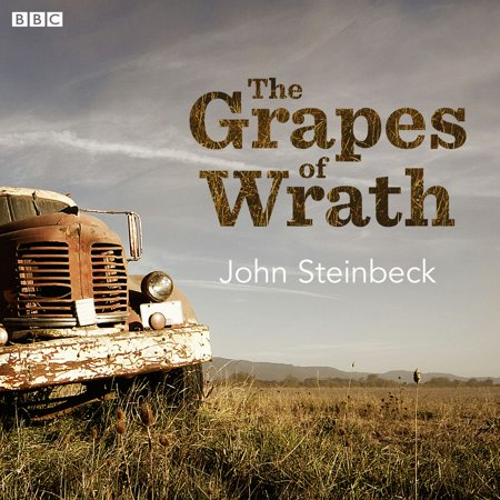 The Grapes Of Wrath - Audiobook