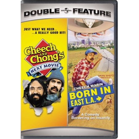 Cheech & Chong's Next Movie / Born In East L.A. - Next Halloween Movie