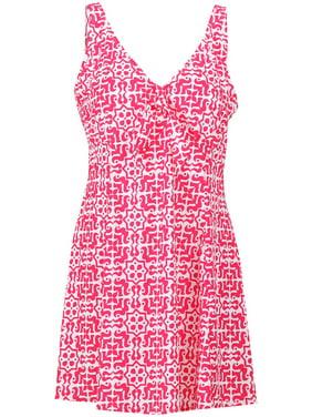cef9224044f83 Product Image Women s Plus Size One Piece Swimdress Swimsuit