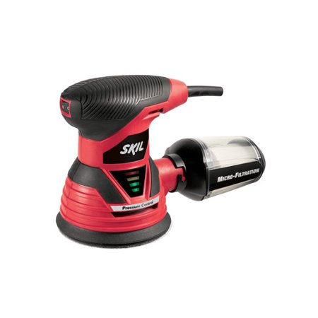 Factory-Reconditioned Skil 7492-01-RT 5 in. Random Orbit Sander(Refurbished)