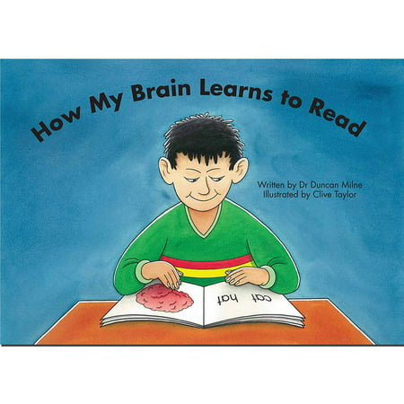 Junior Learning How My Brain Learns to Read Children's Book ShopFest Money Saver