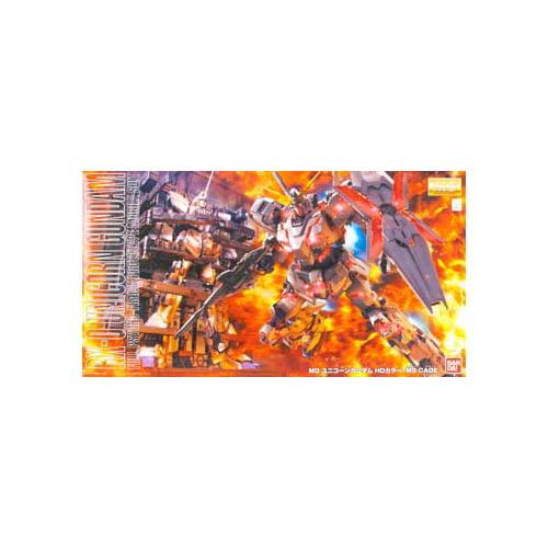 BAN162052 1 100 RX-O Unicorn Gundam HD Color MS Cage Multi-Colored by BANDAI/GUNDAM WING