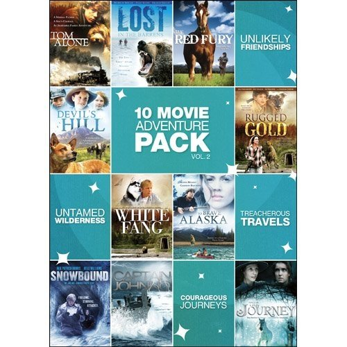 10-Movie Family Adventure Volume Two