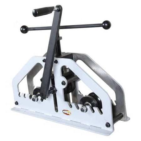 Heck Industries Tubing Rolling Machine Manual WFTR45