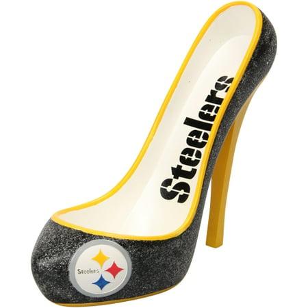 d82f3b2b4cc Pittsburgh Steelers Glitter Shoe Bottle Holder - No Size