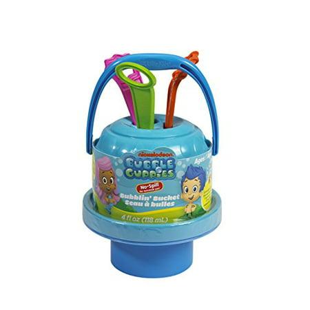 Little Kids Nickelodeon Bubble Guppies No-Spill Bubblin' Bucket - image 2 of 2